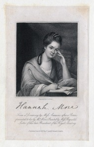 Hannah More By Edward Scriven, after Frances Reynolds  © National Portrait Gallery, London