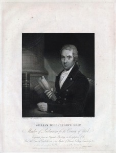 William Wilberforce By James Heath, after John Russell  © National Portrait Gallery, London